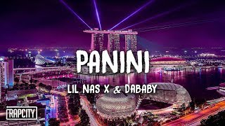 Lil Nas X   Panini Ft. DaBaby (Lyrics)