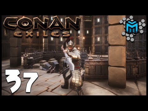 MAP ROOM AND NEW IMPERIAL EAST DLC EP37 | Conan Exiles