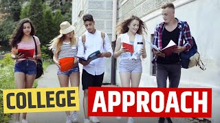 How to Approach a Girl in COLLEGE (12 Tips)