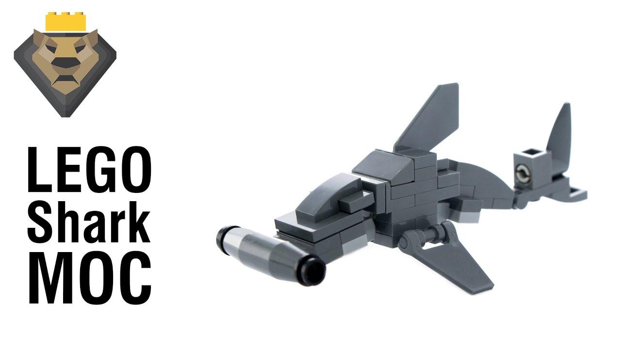 LEGO Hammerhead Shark MOC