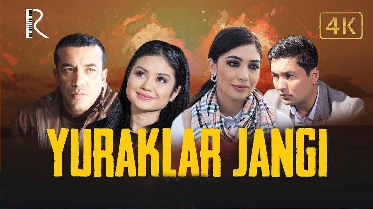 Yuraklar jangi (o'zbek serial) 30-qism - Юраклар жанги (узбек сериал)