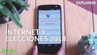 Sobrevive a las ELECCIONES 2018 con estas apps y servicios imprescindibles