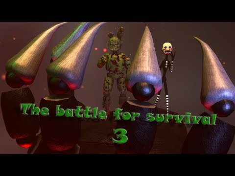 SFM FNAF] The battle for survival 3 - Thủ thuật máy tính