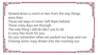 Charlie Landsborough - Like I Used to Do Lyrics