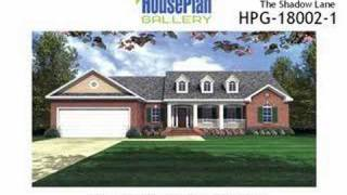 European House Plans By HousePlanGallery.com