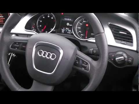 Audi A5 Coupe White Black Edition Promotors co uk