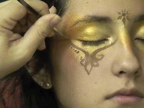 Mask mula sa seaweed Face Video