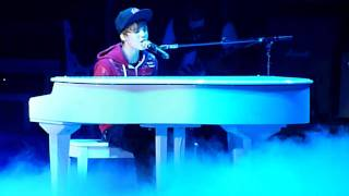 (HD) Justin Bieber Down To Earth Vancouver High Quality