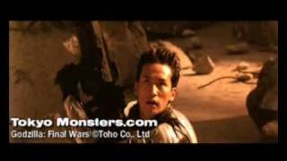 Trailer of Godzilla: Final Wars (2004)