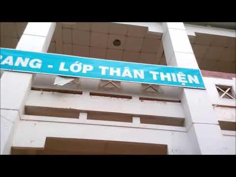 Tiểu học Vĩnh Hải 4 xây dựng trường Xanh - Sạch - Đẹp