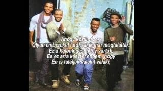 JLS - Single No More (Magyar)