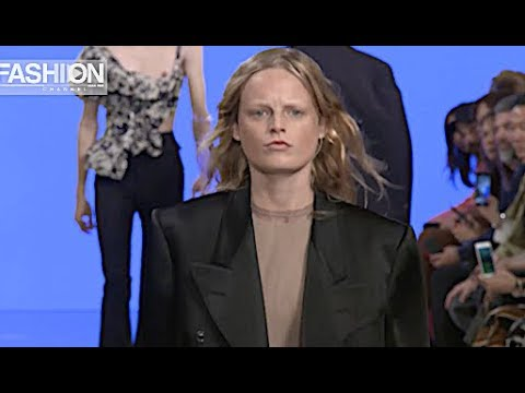 MAISON MARGIELA Spring Summer 2019 Paris - Fashion Channel