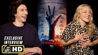 Adam Driver And Chloe Sevigny Interview For The Dead Don't Die