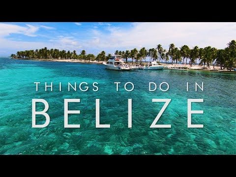 Things To Do in BELIZE | UNILAD Adventure