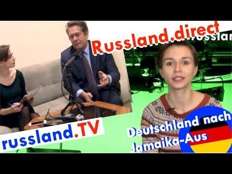 Russische Sicht zum Nach-Jamaika-Chaos [Video]