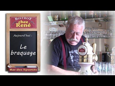 Chez René Bar des Sportifs (épisodes à voir sur Facebook)