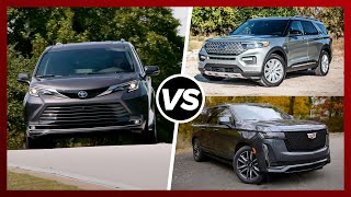 Toyota Sienna: BETTER than an SUV by Roadshow