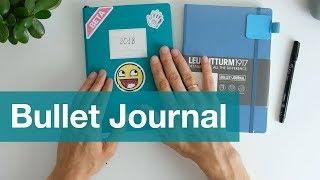 Bullet Journal - система учета жизни