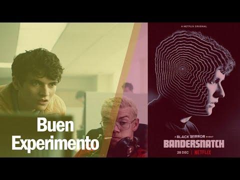#CineMúsicaYAlgoMás | Bandersnatch