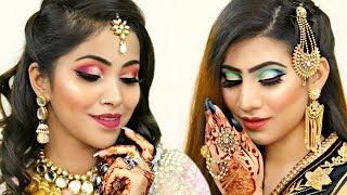 HINDU vs MUSLIM - Wedding Guest MAKEUP Look | #GRWM #Fun #Anaysa