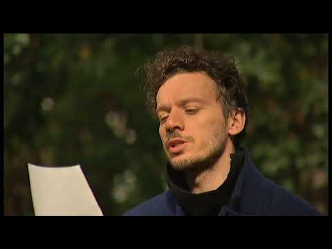 Ο Γιώργος Νανούρης διαβάζει Ναζίμ Χικμέτ (Τα τραγούδια των ανθρώπων)