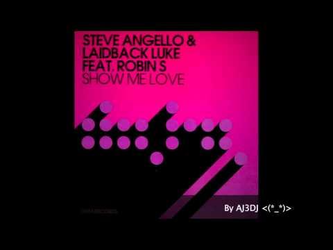 Show Me Love vs Be (Instrumental) Remix