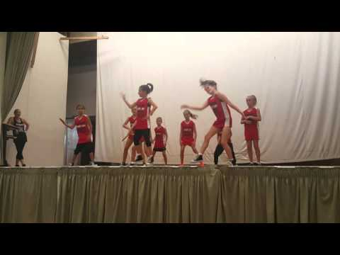 2016 Ollie's Candy Lane term 1 junior hip hop