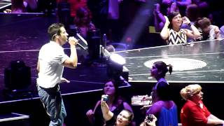 The Package Tour: 98 Degrees - Invisible Man HD
