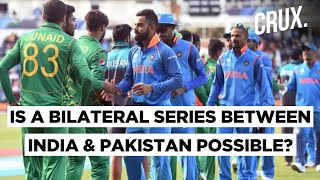 Imran Khan Reasons Why Indian And Pakistan Are Not Playing Against Each Other