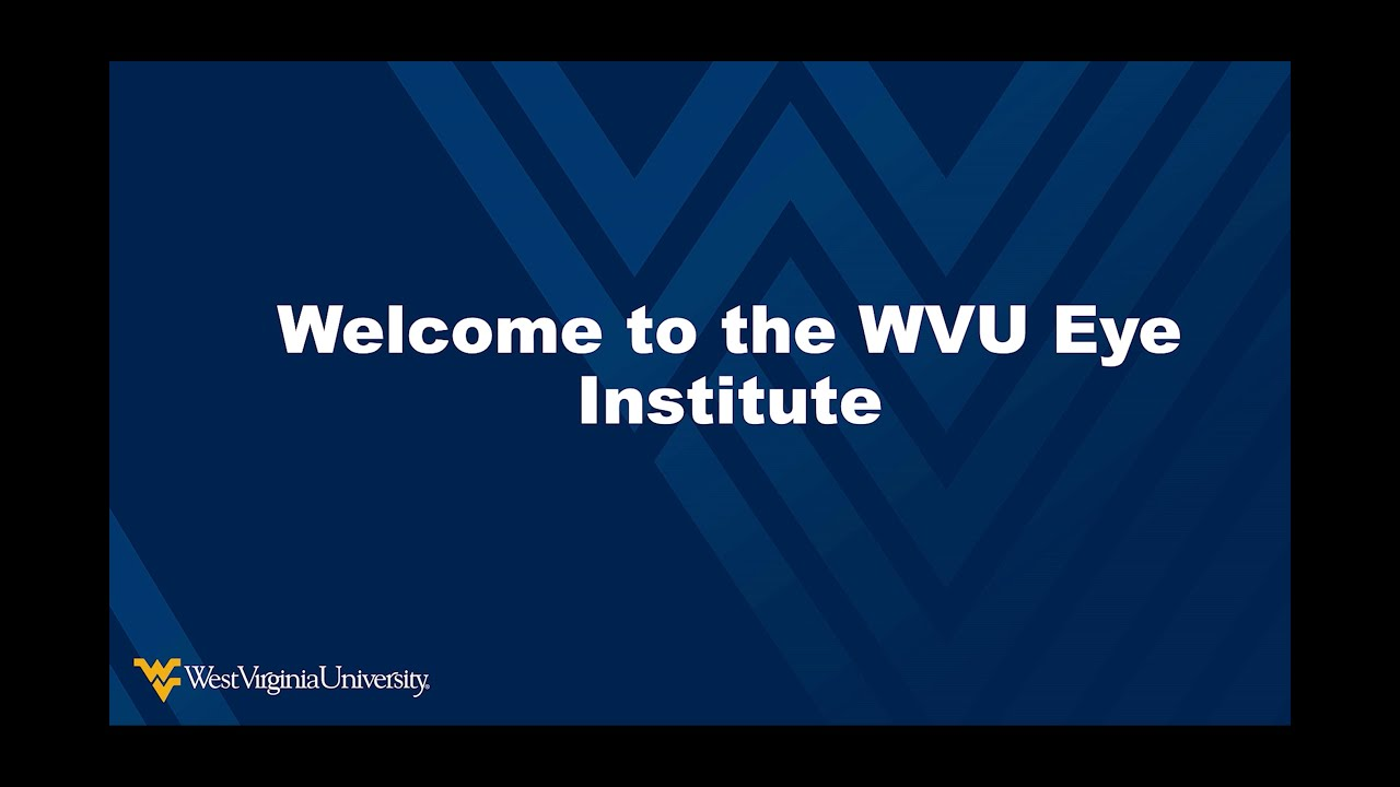 Play WVU Eye Institute and Hospital Tour