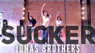 """Sucker"" | @jonasbrothers | @GuyGroove Choreography"