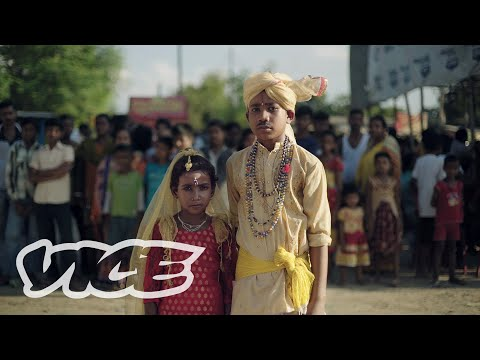 Child Marriage in India: Teenage Girls Forced to Marry (2019)