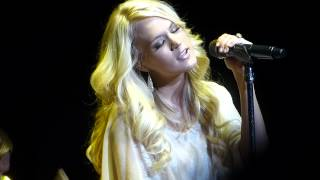 Carrie Underwood - Do You Think About Me[Royal Albert Hall London UK 06-21-12]