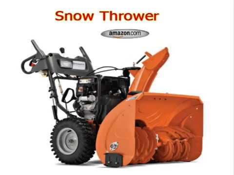 Best 2 stage snow blower under $1000 2018   Husqvarna 12527HV 27 Inch