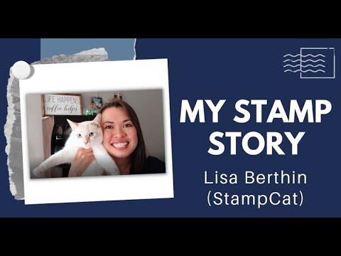 My Stamp Story - Lisa Berthin (StampCat)