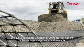 Tensar Keeping you in the Know - Why does TriAx geogrid work