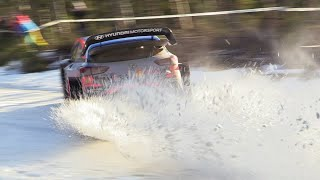 WRC Rally Sweden 2020 [MAX ATTACK]