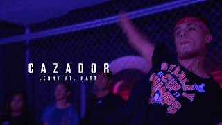 Cazador - Lenny Tavarez X Matt Hunter | COREOGRAFÍA | Rafa Bernal