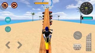 MOTOCROSS BEACH RACE JUMPING 3D #MotorCycle Video Games #Dirt Motor Bike Game #Bike Games #Games
