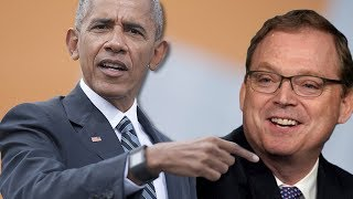 White House Economic Adviser Takes Issue with Obama