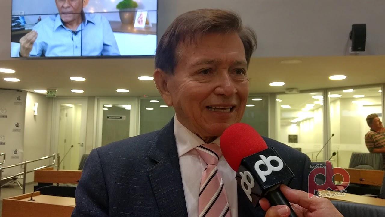 Deputado João Henrique cita nome de Guilherme Carvalho para prefeito de Sousa