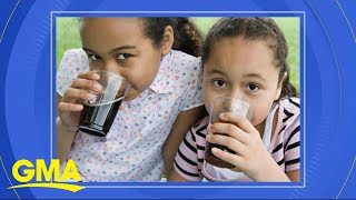 Health groups call for sweeping crackdown on sugary drinks for children
