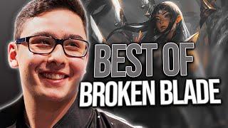 Le best of spécial Broken Blade, le toplaner du FC schalke 04