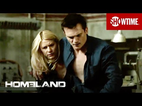 Homeland 5.05 (Clip 'He Rises')