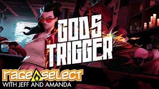 God's Trigger - The Dojo (Let's Play)