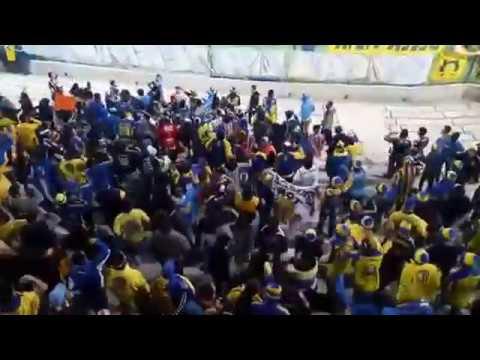 """""""CHANCHOLIGAN'S Y LA BARRA DE LUQUE  EN URUGUAY"""" Barra: Chancholigans • Club: Sportivo Luqueño"""