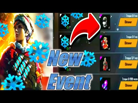UPDATE - FREE DRESSES AND ITEMS FOR YOU IN WINTER EVENT - Garena Free Fire