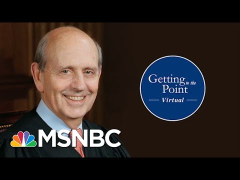Justice Breyer On Contested Elections, Precedent, Confirmation Battles And Voting In 2020