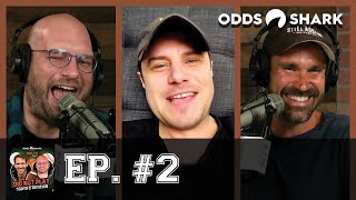 DNP-CD Sports #2 - NFL Draft Special with Benjamin Allbright