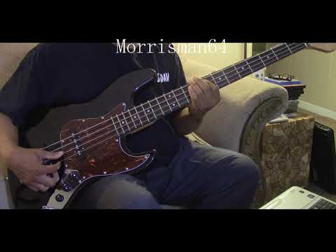 Charlie Wilson - There Goes my Baby - Bass Lesson